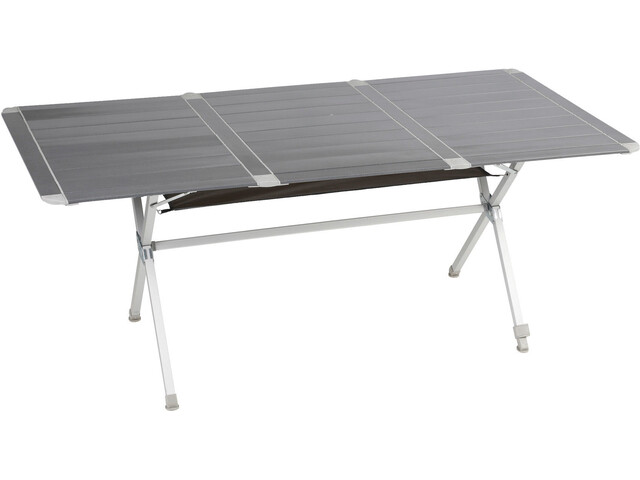 Brunner Mercury Gapless Family Camping Table grey